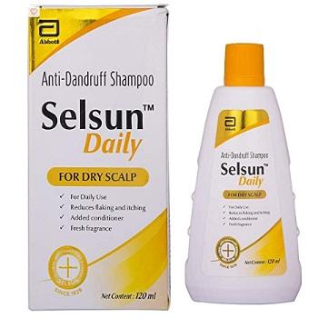 Selsun Daily Anti-Dandruff Shampoo for Dry Scalp