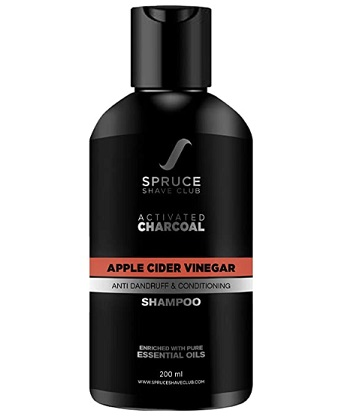 Spruce Shave Club Charcoal Shampoo For Men