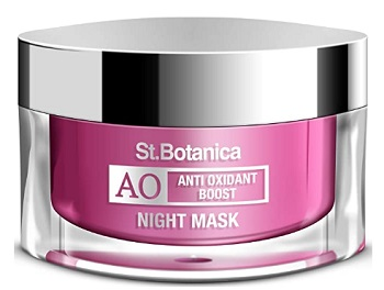 StBotanica Anti Oxidant Boost Over Night Mask