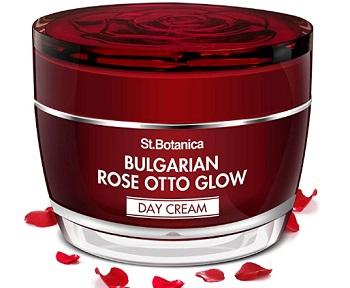 StBotanica Bulgarian Rose Otto Glow Day Cream