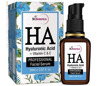 StBotanica Hyaluronic Acid Face Serum