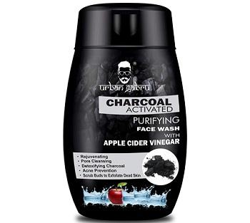 UrbanGabru Charcoal Face Wash with Apple Cider Vinegar