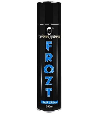 UrbanGabru Frozt Hair Spray Extreme Hold