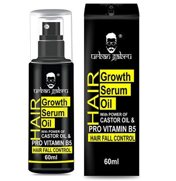 UrbanGabru Hair Growth Serum oil