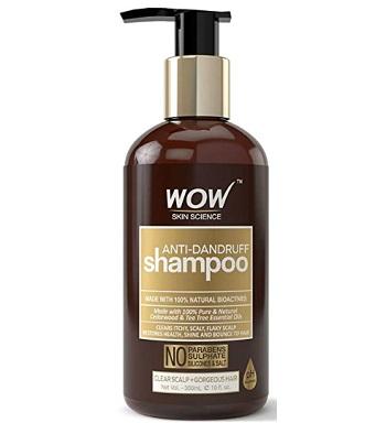 WOW Anti Dandruff Shampoo