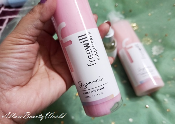 freewill shampoo and conditioner review 5