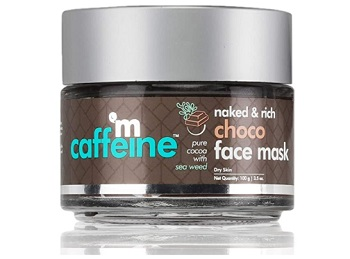 mCaffeine Naked & Rich Choco Face Mask