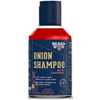 Beardhood Onion Shampoo For Hair Growth