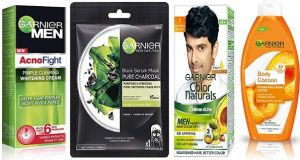 Best Garnier Men Products in India