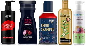 Best Hair Growth Shampoo for Men in India