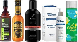 Best Shampoo For Men With Oily Hair in India