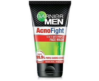Garnier Men Acno Fight Anti-Pimple Face Wash