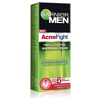 Garnier Men Acno Fight Pimple Clearing Whitening Day Cream