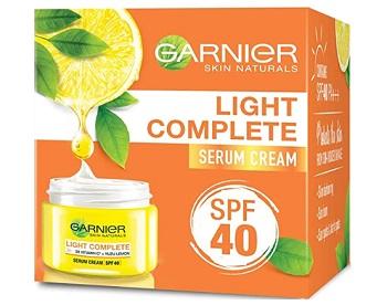 Garnier Skin Natural Light Complete White Speed Fairness Serum Cream