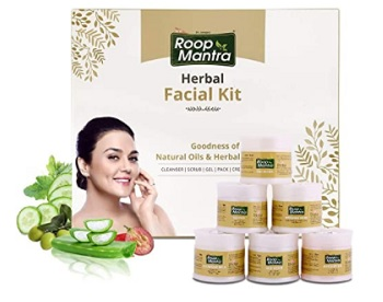 Roop Mantra Herbal Facial Kit for Glowing Skin