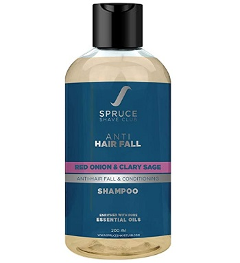 Spruce Shave Club Natural Red Onion Shampoo For Men