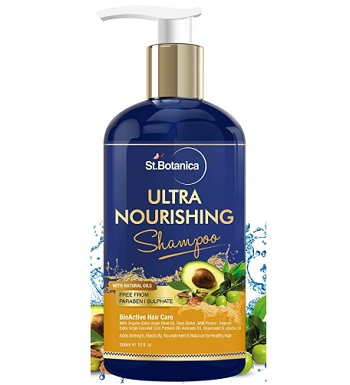 StBotanica Ultra Nourishing Hair Shampoo