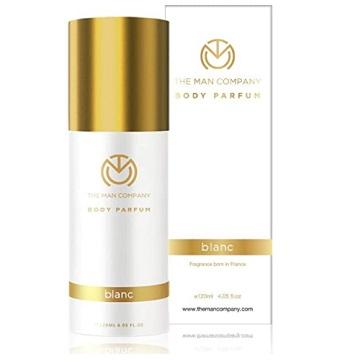 The Man Company Non-Gas Body Perfume For Men in Blanc