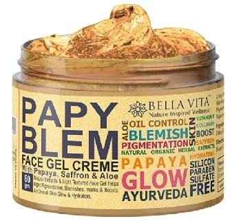 Bella Vita Organic Anti Blemish and Pigmentation Face Cream