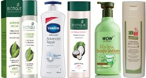 Best Body Lotions For Sensitive Skin In India