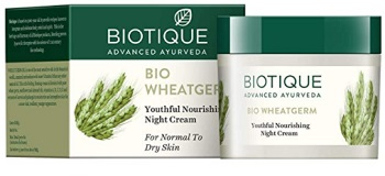 Biotique Bio Wheat Germ Forming Face and Body Night Cream