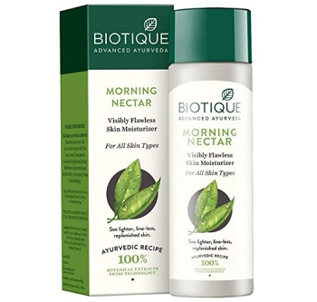 Biotique Morning Nectar Flawless Skin Lotion