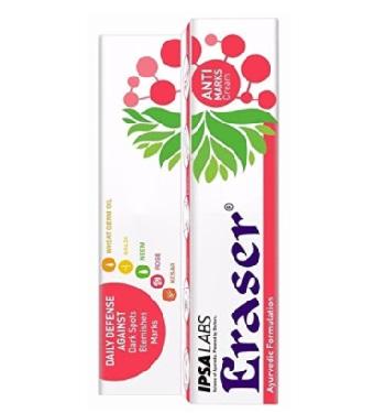 Eraser Ayurvedic Formulation Anti Marks Cream