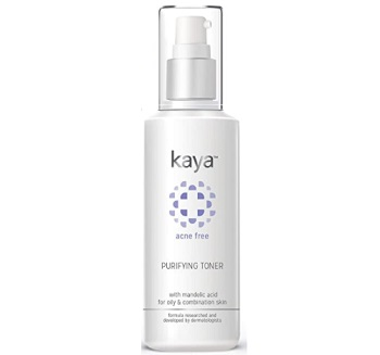 Kaya Clinic Acne Free Purifying Alcohol Free Toner For acne prone & oily skin
