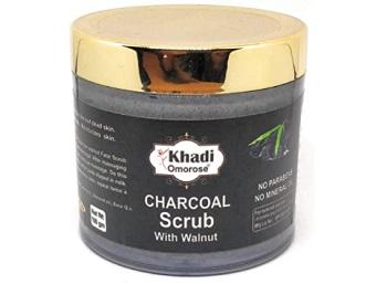 Khadi Omorose Charcoal Scrub