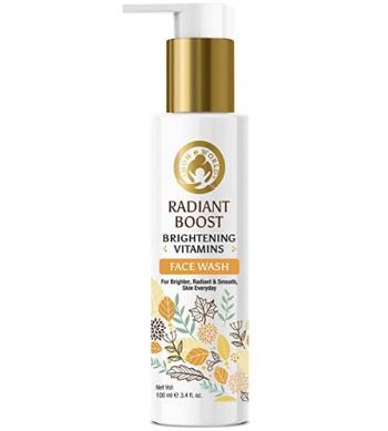 Mom & World Radiant Boost Brightening Vitamins Face Wash