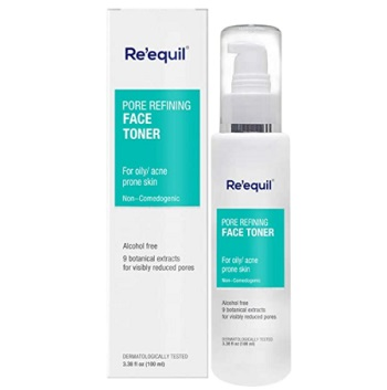 Re'equil Pore Refining Face Toner Alcohol Free Toner