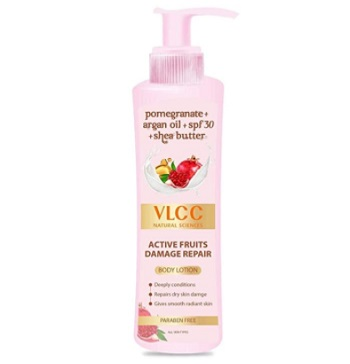 VLCC Active Fruits Damage Repair Body Lotion With SPF 30VLCC Active Fruits Damage Repair Body Lotion With SPF 30