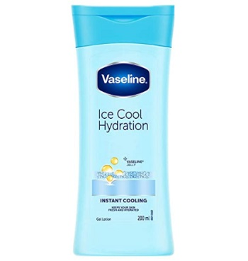 Vaseline Ice Cool Hydration Lotion