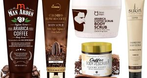 Best Coffee Body Scrubs in India