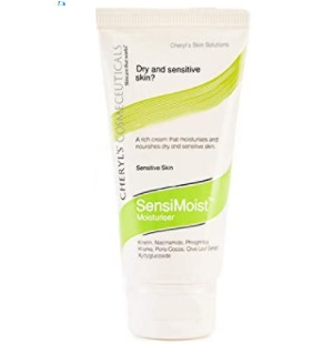 Cheryl's Cosmeceuticals Sensi Moist Face Cream For Dry & Sensitive Skin
