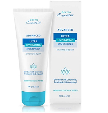 Derma Essentia Ultra Hydrating Moisturiser Cream For Dry Skin