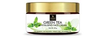 Good Vibes Green Tea Revitalising Face Cream
