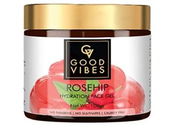 Good Vibes Rosehip Maximum Hydration Gel