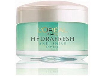 L'Oreal Paris Hydrafresh Anti-Shine Gel