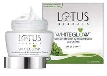 Lotus Whiteglow Skin Whitening & Brightening Gel Crème SPF-25