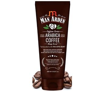 Man Arden Caffeine Series Arabica Coffee Body Scrub
