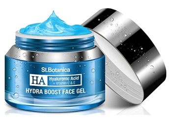 StBotanica Hyaluronic Acid Hydra Boost Face Gel