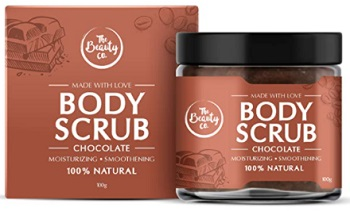 The Beauty Co. Chocolate Coffee Body Scrub