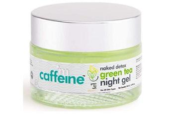 mCaffeine Naked Detox Green Tea Night Gel