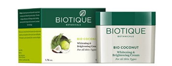 Biotique Bio Coconut Whitening and Brightening Cream