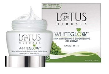 Lotus Whiteglow Skin Whitening & Brightening Gel Cream