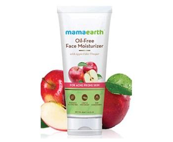 Mamaearth Oil-Free Moisturizer For Acne Prone Skin