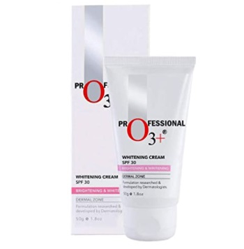 O3+ SPF 30 Whitening Cream for Skin Brightening