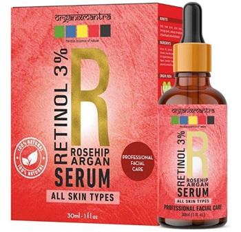 Organix Mantra Retinol Serum