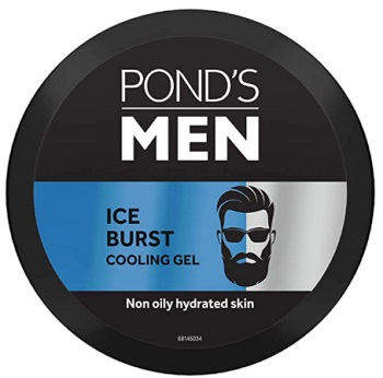 Pond's Men Ice Burst Cooling Non-Oily Soothing Face Gel